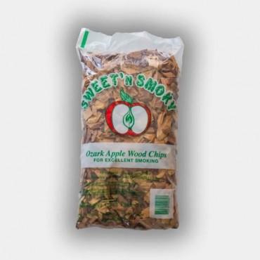 Sweet 'N Smoky Ozark Apple Chips