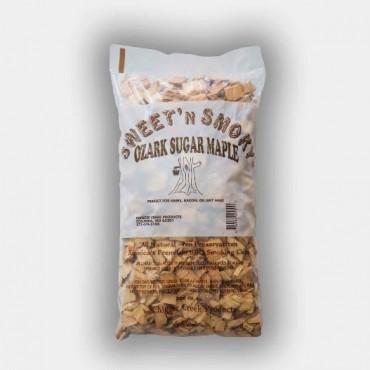 Sweet 'N Smoky Ozark Sugar Maple Chips
