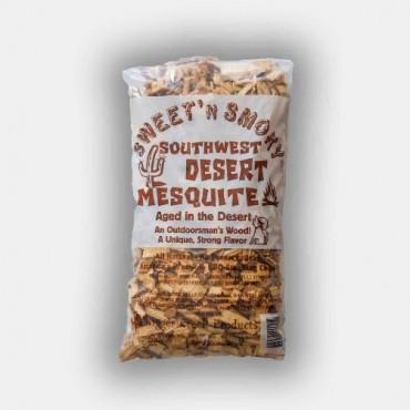 Sweet 'N Smoky Southwest Desert Mesquite Chips