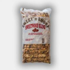 Sweet 'N Smoky Sweetwood Blend Chips