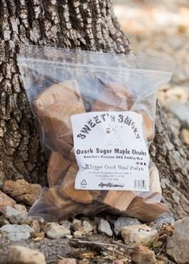 Sweet 'N Smoky Ozark Sugar Maple Chunks