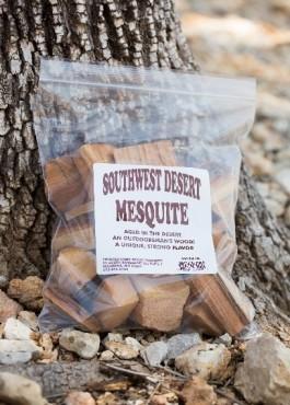 Sweet 'N Smoky Southwest Desert Mesquite Chunks