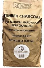 Sweet 'N Smoky Hardwood Lump Charcoal
